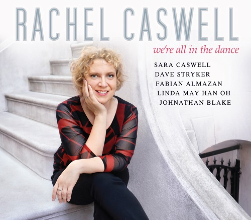 Rachel Caswell - We're All in the Dance