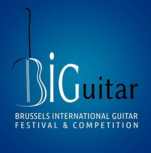 8ste editie Brussels International Guitar Festival & Competition