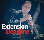 Alex Norris Organ Quartet: Extension Deadline