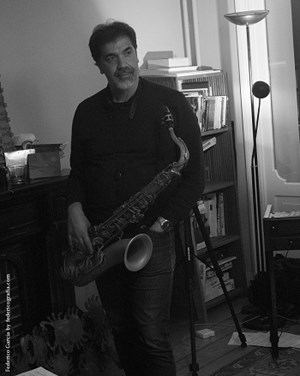 Kike Perdomo, interview with the saxophonist and composer from Canary Islands, Spain