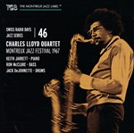 Charles Lloyd Quartet at the Montreux Jazz Festival 1967
