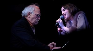 Lisa Rosillo/Michel Mainil Quintet live