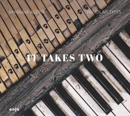 Myriam Alter & Nicolas Thys  - It Takes Two