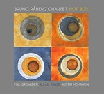 Bruno Råberg 4tet: Hot Box