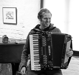 Tuur Florizoone: interview with the accordionist