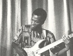 Torhout, Schuur Kasteel Wijnendale, October 10, 1992: CHEIKH TIDIANE FALL TRIO featuring CHRIS JORIS