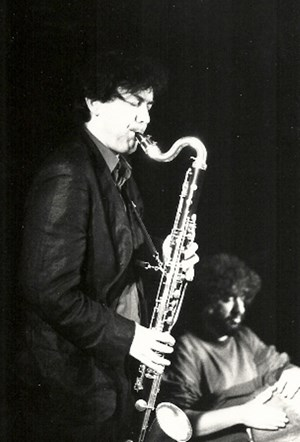 Torhout, KTA Wijkschool Revinze, November 18, 1994 DENIS COLIN TRIO